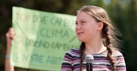 למה מנהיגי העולם מפחדים מנערה בת 16?