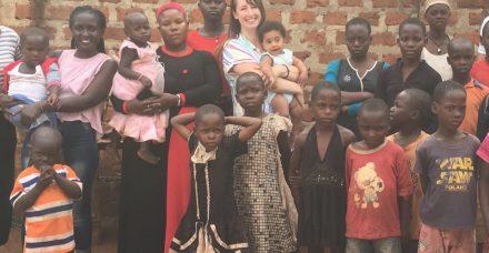 """ראיון עם אמא ל-44 ילדים: """"אמא לא תתן לילדים שלה לגווע"""""""