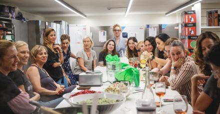 מקצרות: סדנת בישול למי שלא רוצה לבזבז זמן במטבח