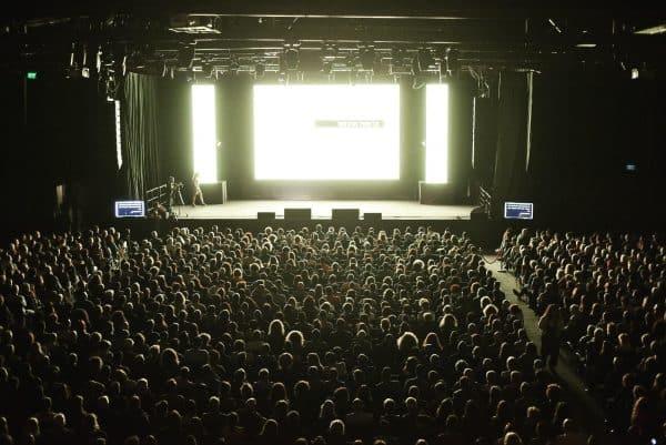 צילום מהכנס 'האם ראית את האופק לאחרונה' שהתקיים בשנה שעברה