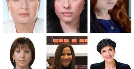 בשנת בחירות אחת ארוכה איבדנו את כל המנהיגות הנשית בכנסת
