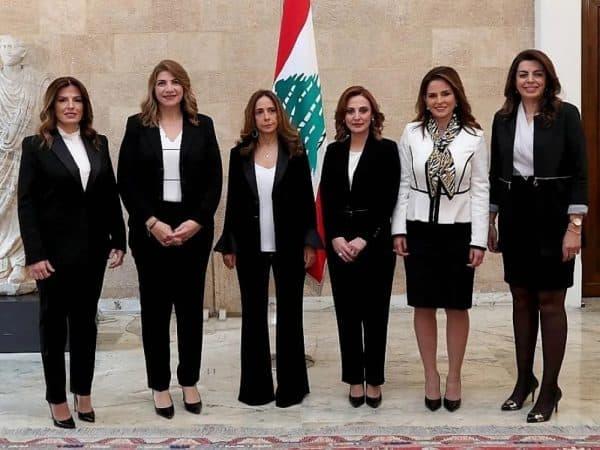 השרות בממשלת לבנון החדשה