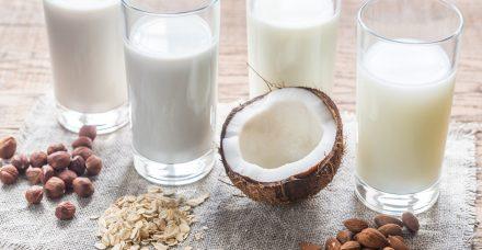 5 דרכים להפחית חלב מהתזונה היומית