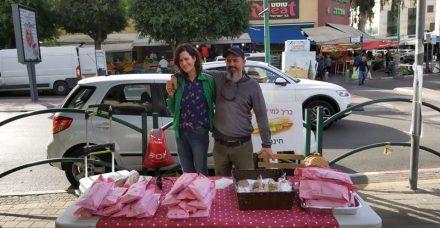 """האישה מאחורי יוזמת כריך למי שצריך: """"התוכנית היא שלא יישאר אף רעב בישראל"""""""