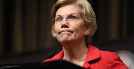 ההתרסקות הגדולה של אליזבת וורן, התקווה הנשית בפריימריז הדמוקרטים