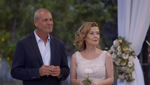 אריק ודובי. חתונה ממבט ראשון. קשת 12