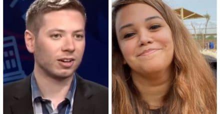 תובעים את יאיר נתניהו: הצעירה שהצטלמה עם גנץ החליטה לא לוותר לבנו של ראש הממשלה