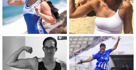 הספורטאיות המובילות של ישראל בקמפיין נגד 'הבחורילה': ככה יפה לי