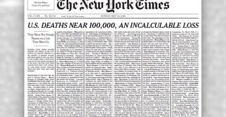 הטרגדיה האמריקאית- כמעט מאה אלף מתים מתוכם מעל 3000 יהודים