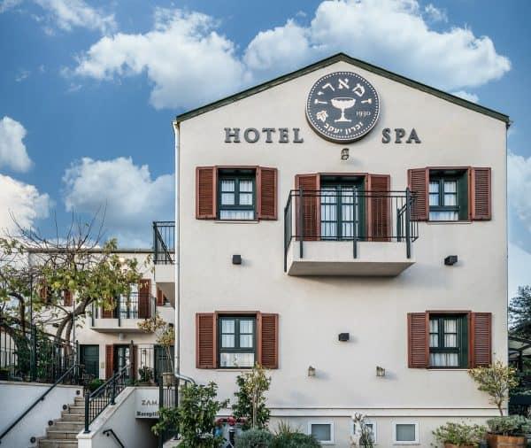 מלון זאמרין צילום ליאור שניידר