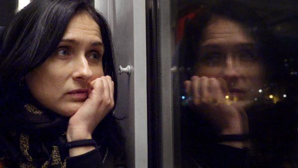 צ'ילה עזרא מתוך הסרט 'זונה כמוני' באדיבות YES דוקו