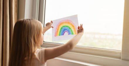 קורונה 1.5: דברים שלמדתי מהבידוד עם ילדיי אחרי שבית הספר נסגר