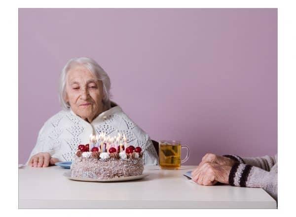 תערוכת זמן: ברצי גולדבלט, יום הולדת 90, 2007, Bartzi Glodblat, 90th Birthday