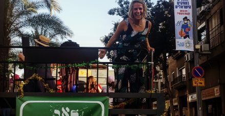 ה'לאבטזאכן': משאית האהבה שבאה להוציא מכם קצת שמחה ותרומה