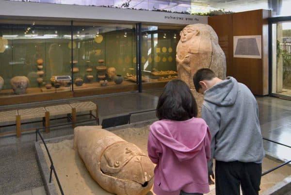 מוזיאון ארץ ישראל תל אביב צילום ליאוניד פדרול