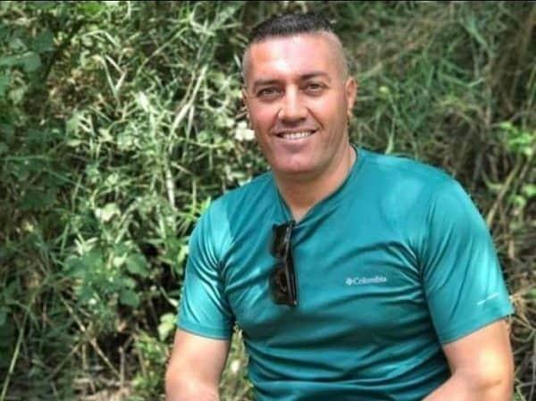 קצין המודיעין ראני באשא צילום מתוך הרשתות החברתיות