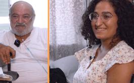 """""""השיחות איתה החזירו אותי לחיים"""": סיפור החברות המופלא של רותם ומרקיאל"""