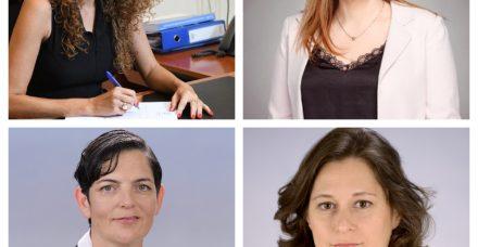 """4 המנכ""""ליות היחידות בממשלה בראיון משותף ראשון"""
