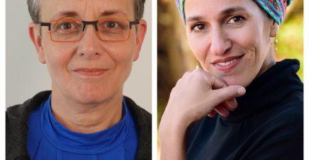 """לאה גולדין ומאיה אוחנה מורנו במלחמה: """"למה אתם לא רוצים להחזיר את הדר?"""""""