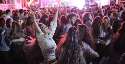 לילה לבן בירושלים: חוגגים בשביל התרבות בישראל