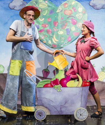 חנן הגנן צילום: כפיר בולוטין. מופע לילדים ברמת הנדיב