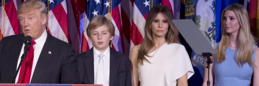 משפחת טראמפ