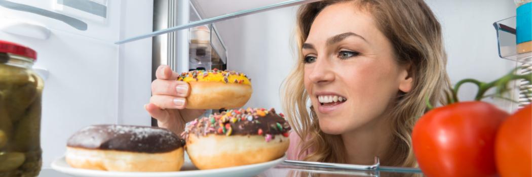 מה לאכול רגע לפני השינה? צילום shutterstock