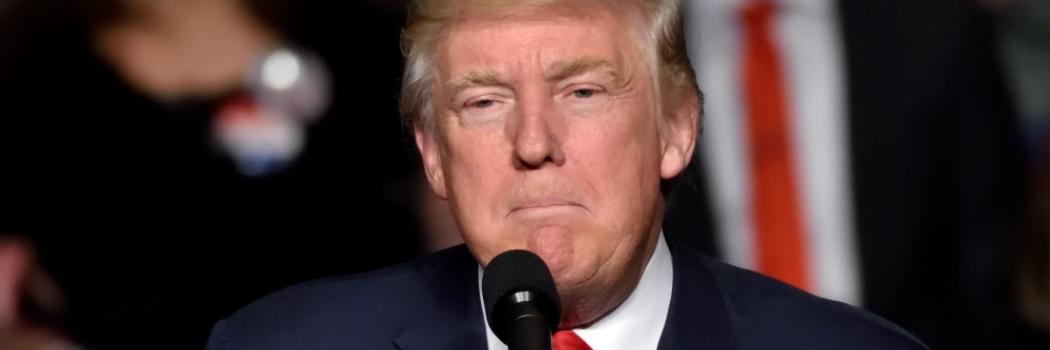 """נשיא ארה""""ב דונלד טראמפ: הגבר היחיד שלא נפגע מקמפיין METOO#"""
