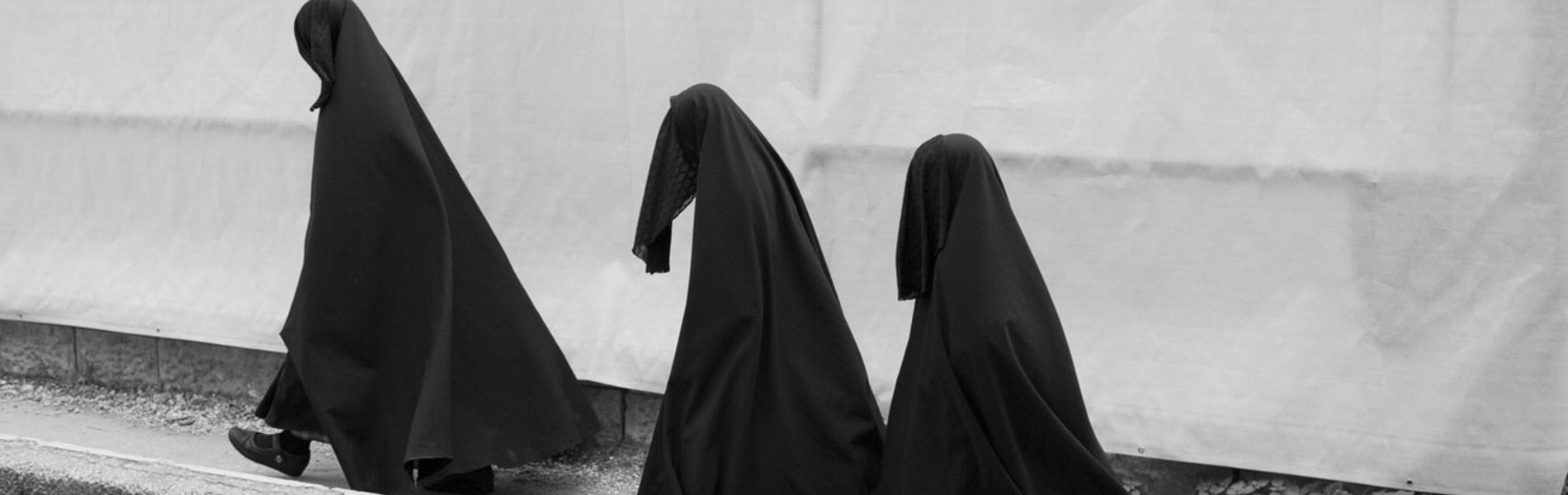 נשות הטאליבן הישראליות: הצצה לחייהן של הנשים החרדיות בבורקה
