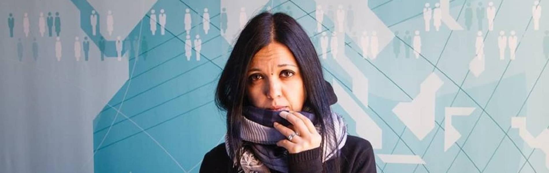 פרנצ'סקה בורי – העיתונאית הכי אמיצה במזרח התיכון