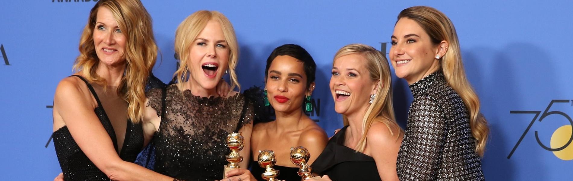 גלובוס הזהב 2018: הוליווד חוגגת את המהפכה