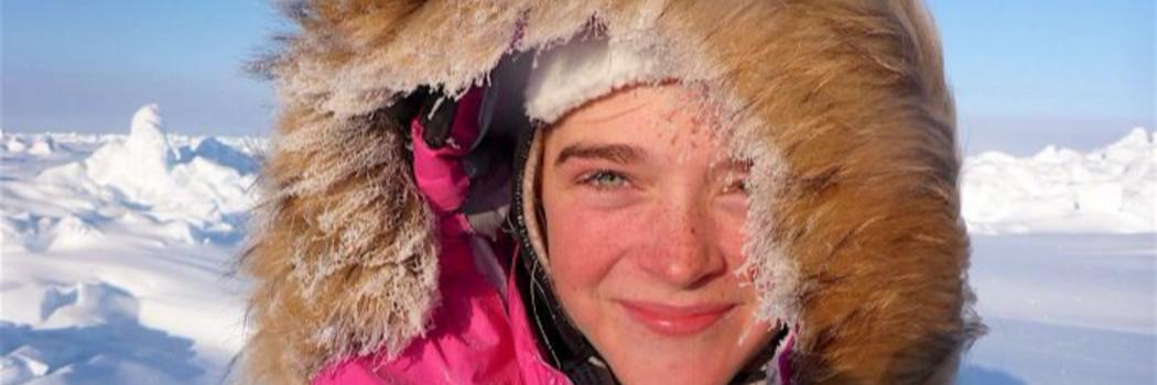 בת ה-16 שהפכה לאדם הצעיר בהיסטוריה שסיים את המסע המפרך לקוטב