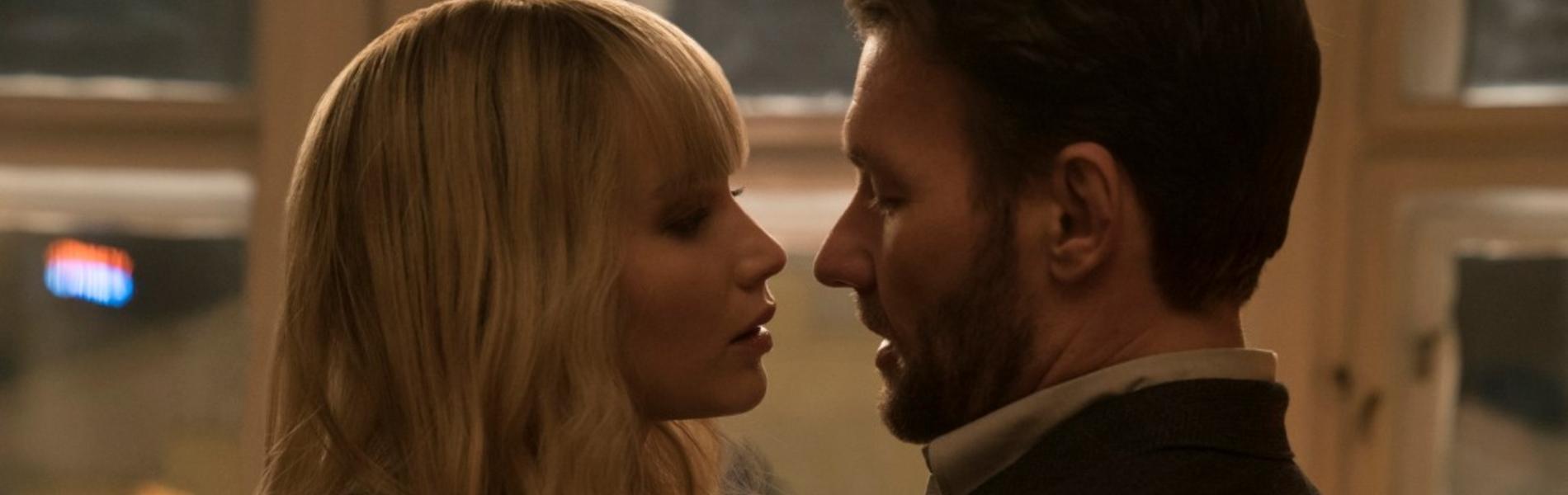 דרור אדום: לא הסרט שג'ניפר לורנס תהיה גאה בו