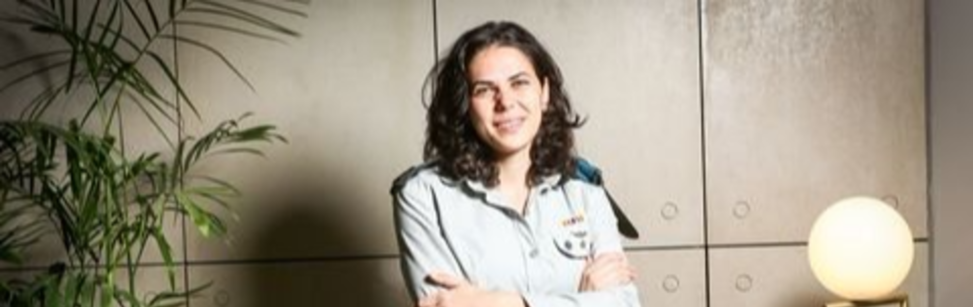 """הכירו את סרן ענבל ארגוב, קצינת האמל""""ח הראשונה בצה""""ל"""