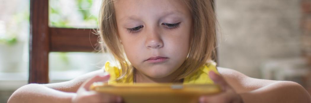 ילדים וסמארטפונים
