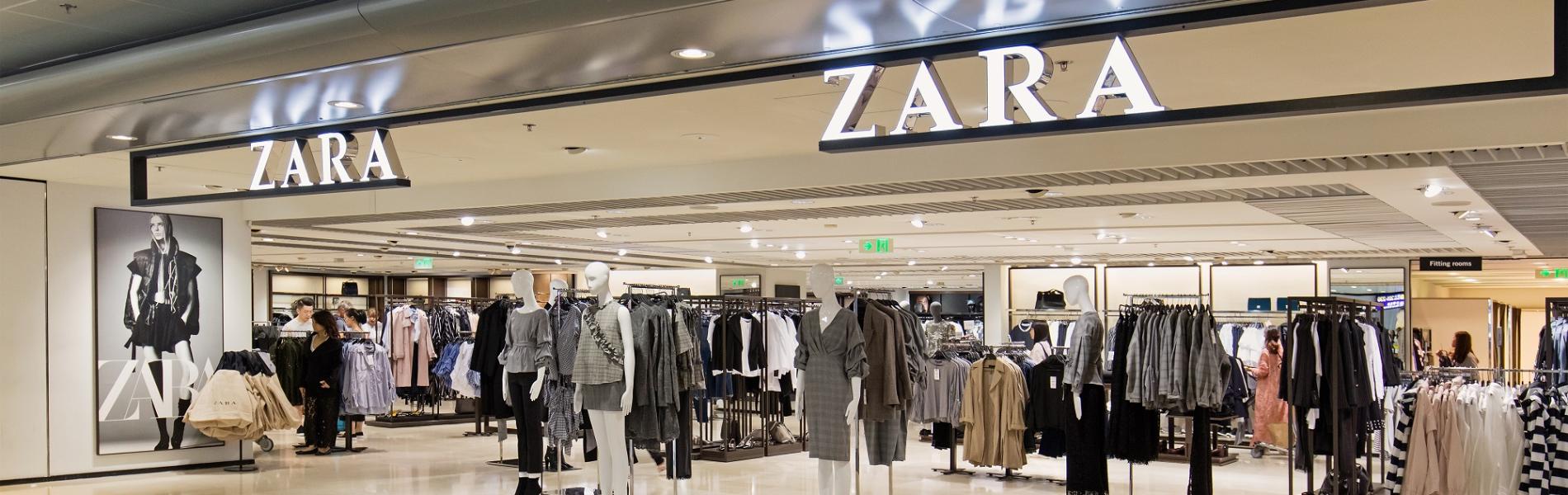 כך מצליחה ענקית האופנה זארה לדלג מעל משבר הקמעונאות העולמי