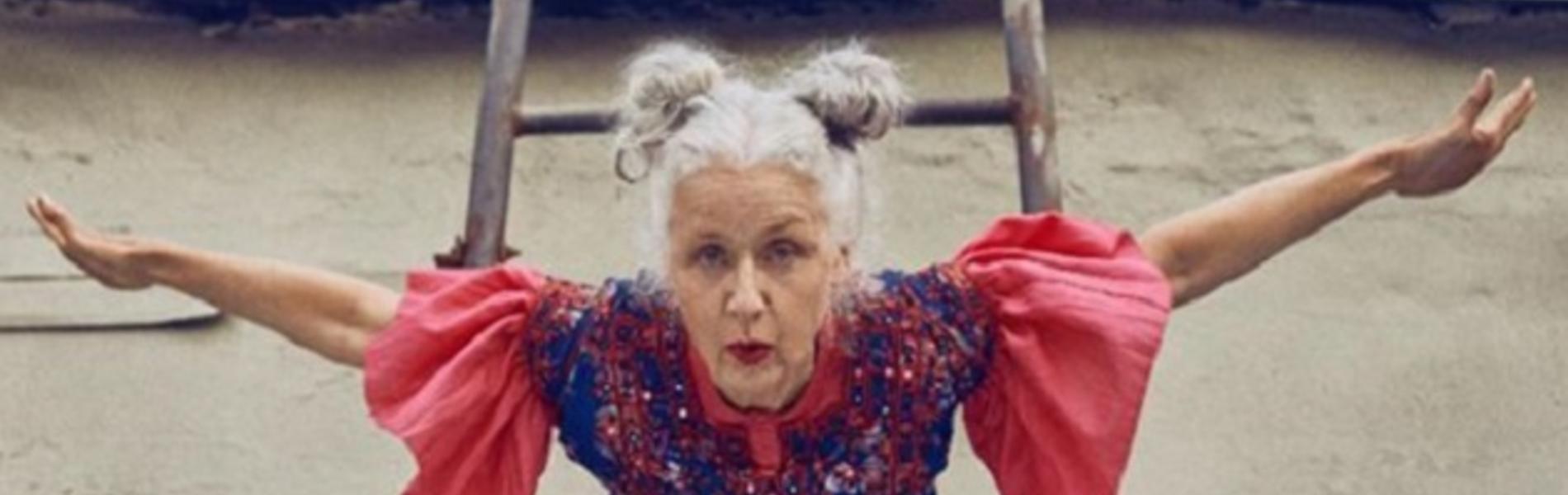 הנשים המבוגרות הן הדבר הכי מגניב שקורה באינסטגרם