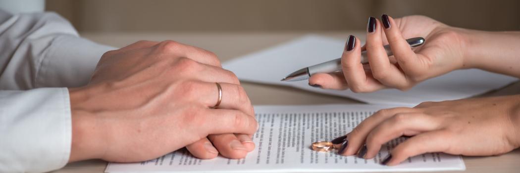 הסימן המפתיע לגירושין. צילום: shutterstock