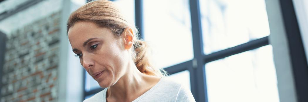 גיל המעבר: כל התסמינים ודרכי הטיפול