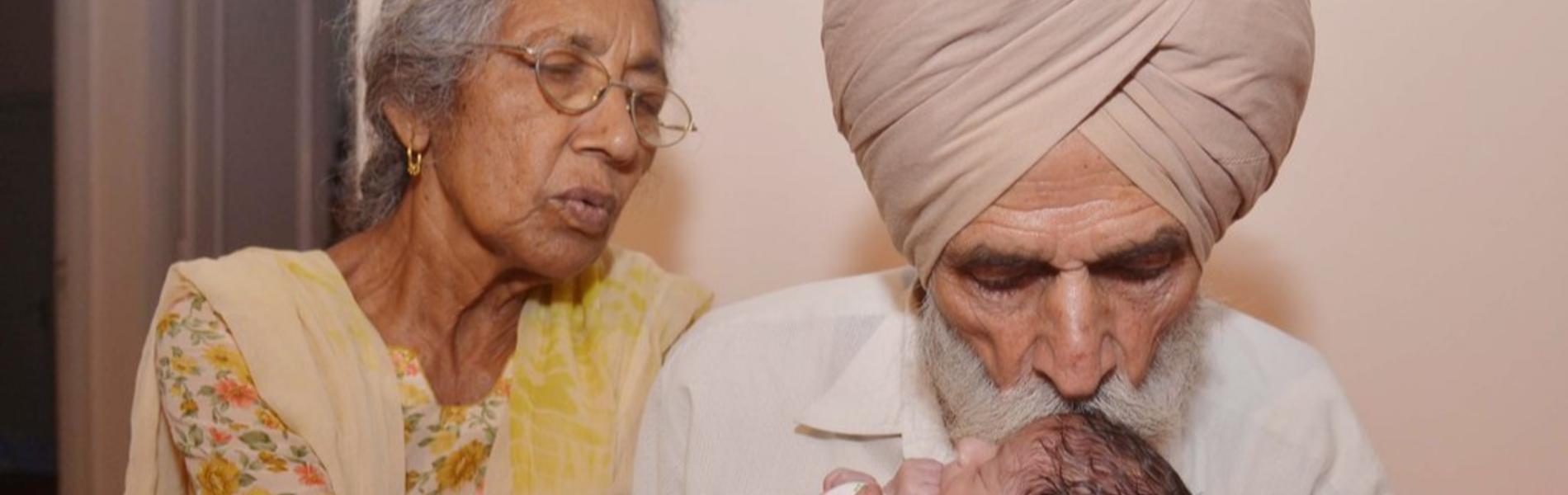 הסיפור מאחורי היולדות הקשישות בעולם