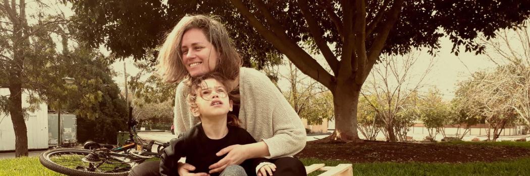 """""""מהרגע שהבן שלי יוצא מהבית בבוקר ועד שניפגש שוב אני צריכה לסמוך על אחרים"""""""