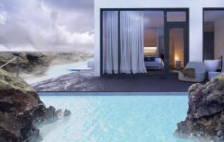 בין קרח ללבה: את המלון הזה באיסלנד לא תרצו לעזוב