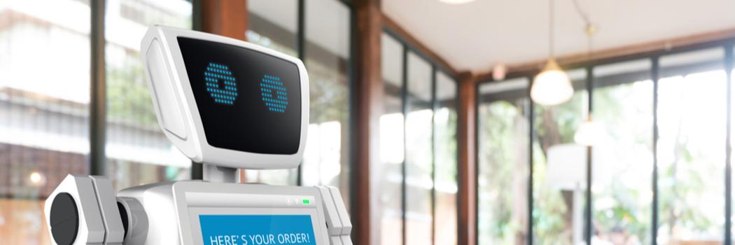 לא כולל שירות? ממש בקרוב הרובוטים יחליפו את המלצרים