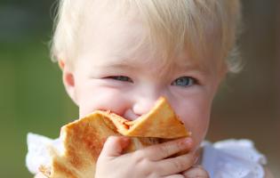 די לפיצה ולחביתה: טיפים לאכילה בריאה אצל ילדים