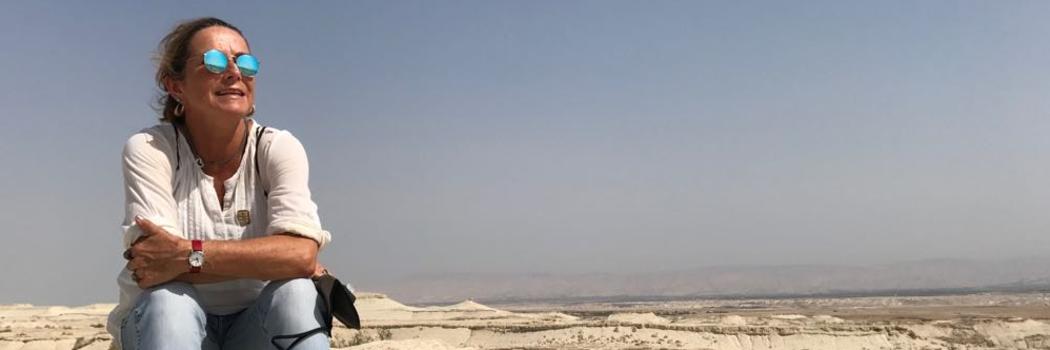 אנגלה ינטיאן. צילום באדיבות המצולמת
