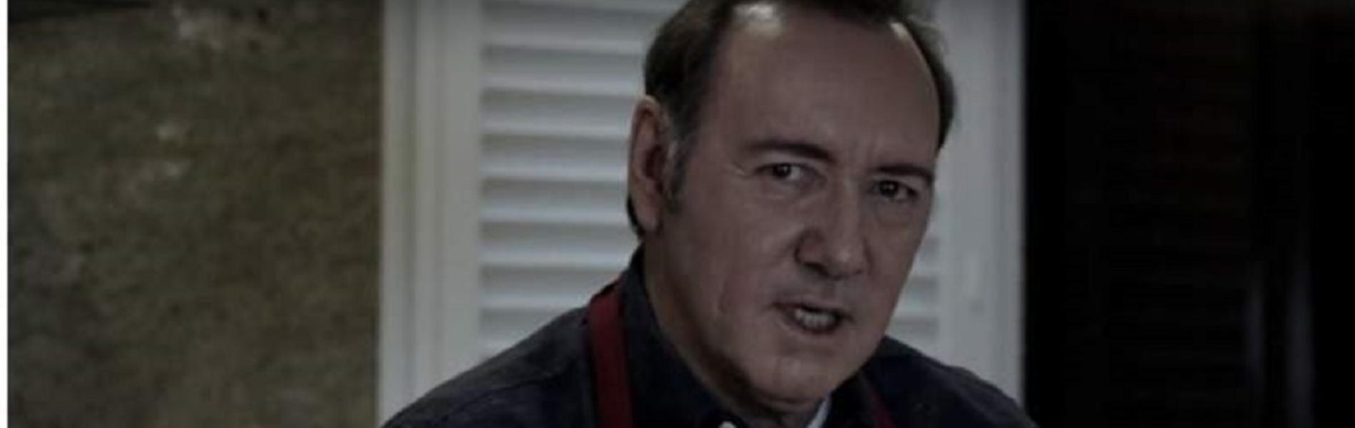 הסרטון של קווין ספייסי הוא לא ביזארי. הוא מפחיד