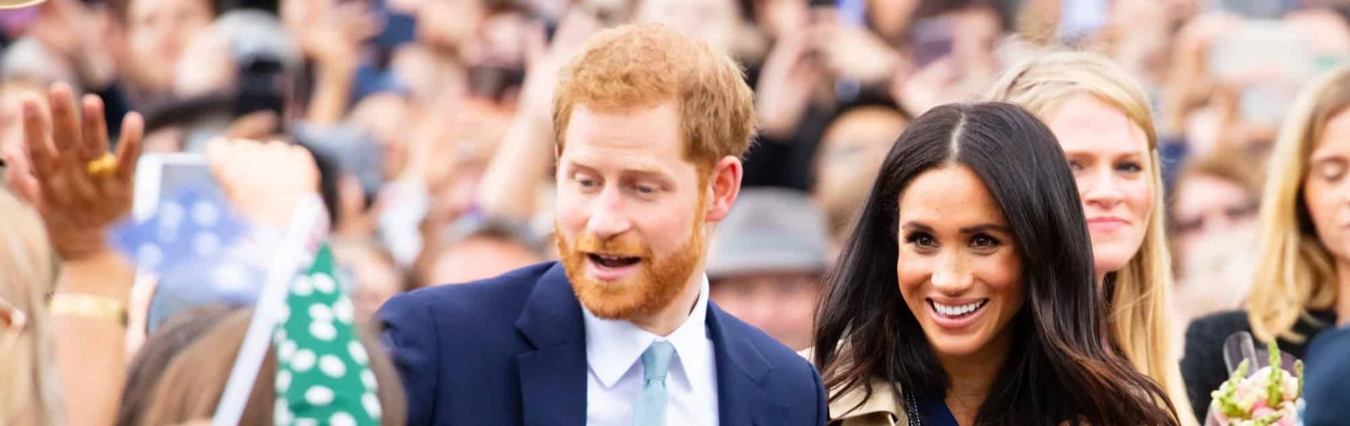 לא רק תה וביסקוויטים: מה בדיוק הנסיך הארי עושה בחיים?