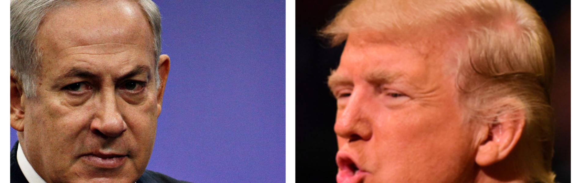 נתניהו מחקה את קמפיין טראמפ וזה עובד לו