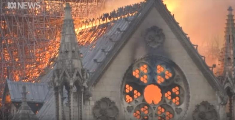 שריפה בנוטרדאם: לשקם או להרוס כליל?