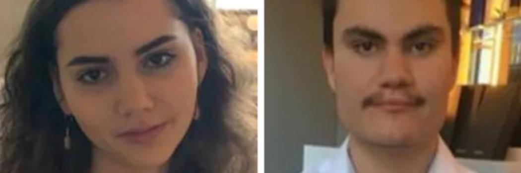 דניאל ואמילי לינסיי. נרצחו בפיגוע המשולב בסרי לנקה